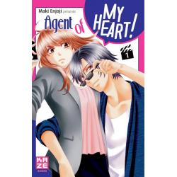 Agent of My Heart ! T01